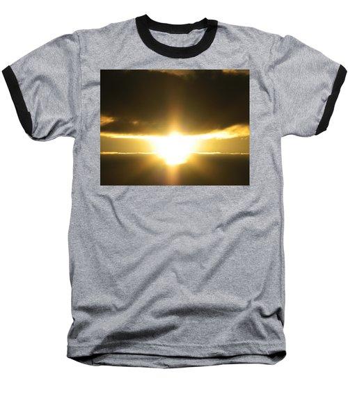 Angel Incoming Baseball T-Shirt