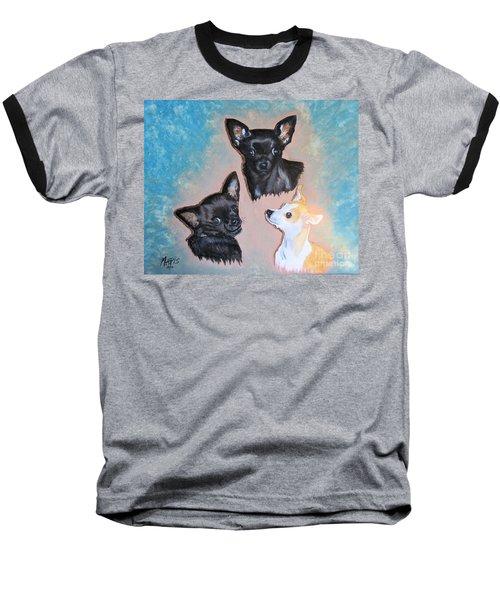 Angel Lilsister Bosco Baseball T-Shirt