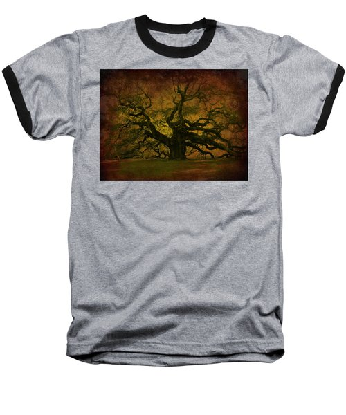 Angel Oak 3 Charleston Baseball T-Shirt