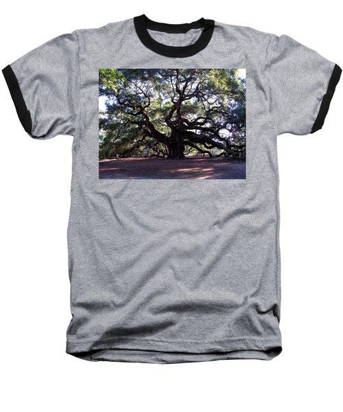 Angel Oak II Baseball T-Shirt