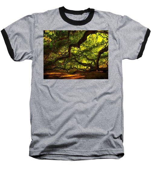 Angel Oak Limbs 2 Baseball T-Shirt
