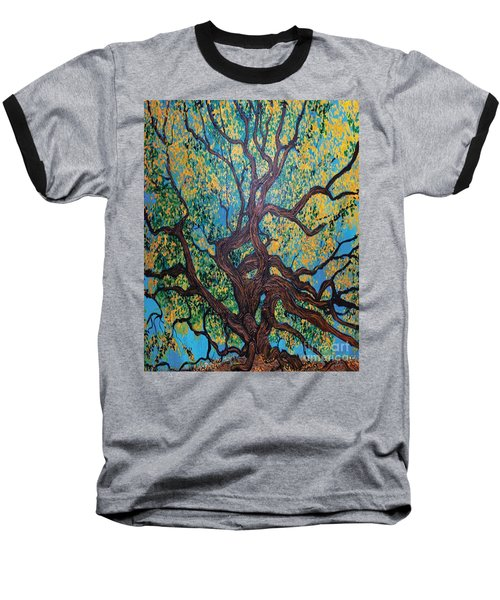 Angel Oak Young Baseball T-Shirt