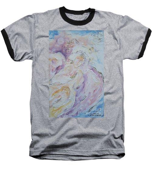 Angel Of Messages Baseball T-Shirt