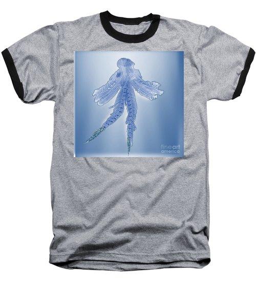 Angel Of Purity Baseball T-Shirt by Belinda Threeths