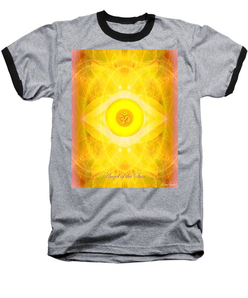 Angel Of The Sun Baseball T-Shirt