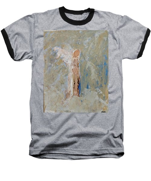 Angel Out Of Nowhere Baseball T-Shirt