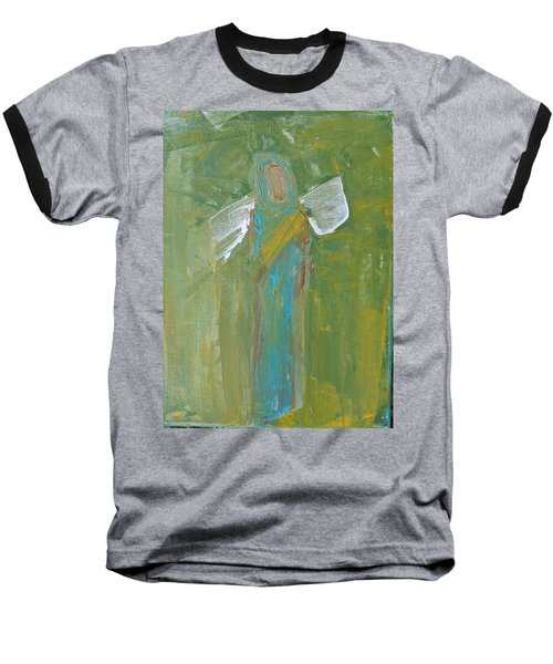 Angel Praise And Worship Baseball T-Shirt