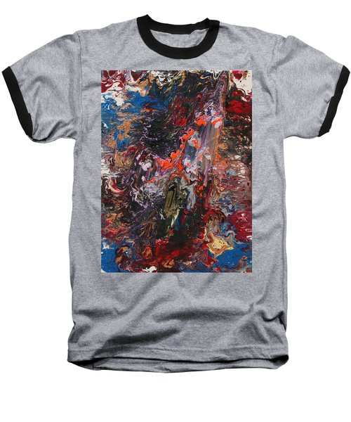 Angel Rising Baseball T-Shirt