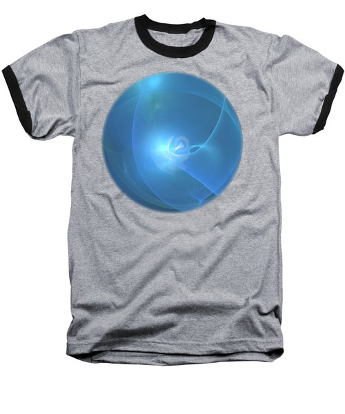 Angel Baseball T-Shirt by Victoria Harrington