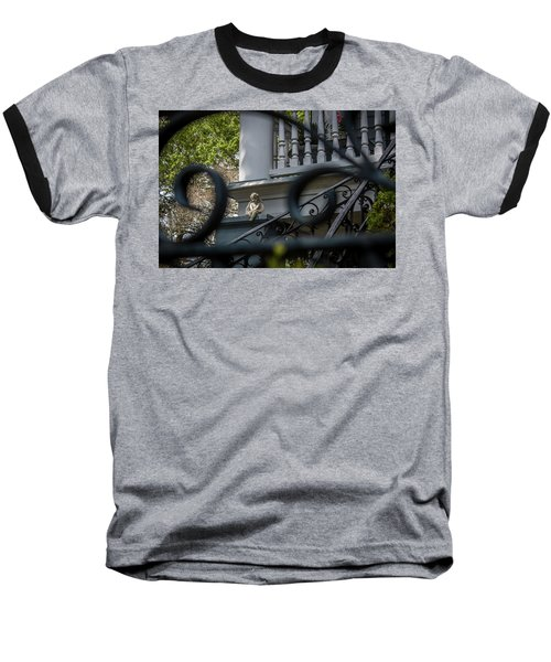 Angelic Ironwork Baseball T-Shirt