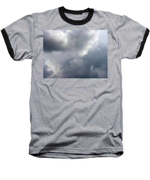 Baseball T-Shirt featuring the photograph Angels In The Sky by Sandi OReilly