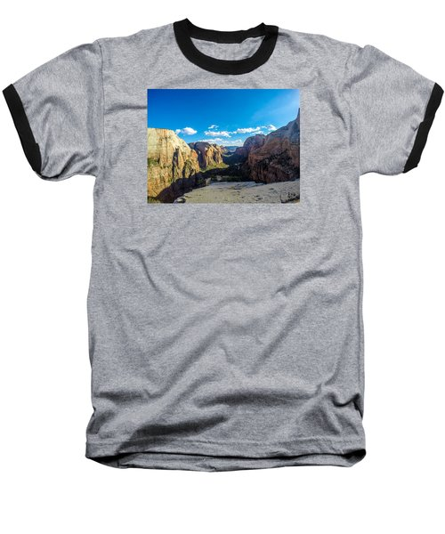 Angels Landing Baseball T-Shirt