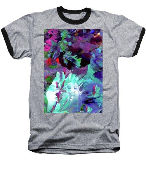 Angel's Teardrop Baseball T-Shirt