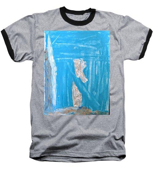 Angels Under A Bridge Baseball T-Shirt