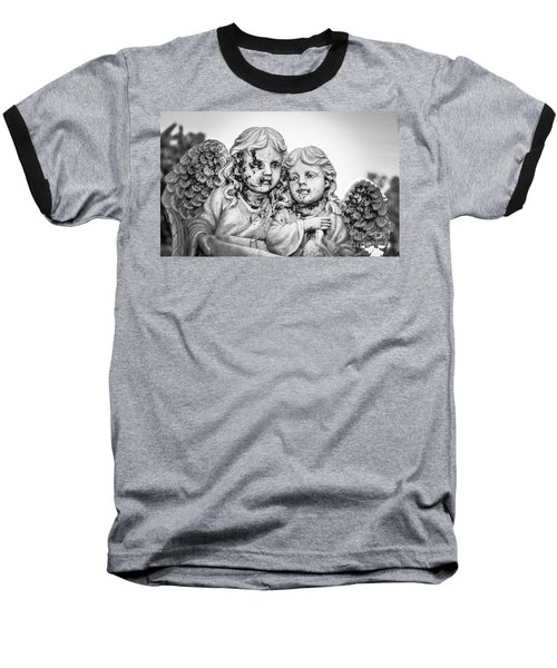 Angels With Dirty Faces Baseball T-Shirt