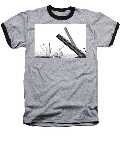 Angle Of Approach Baseball T-Shirt