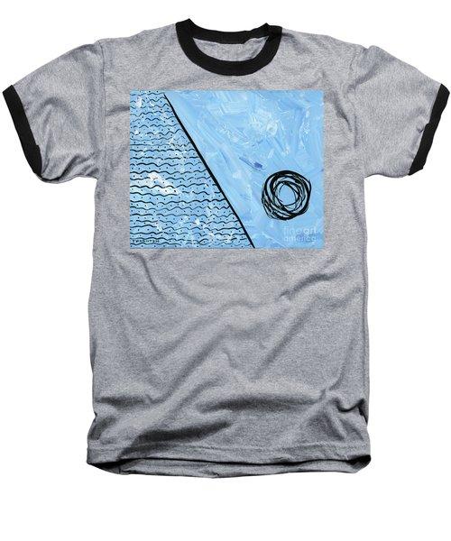 Angle Of Repose Horizontal Baseball T-Shirt