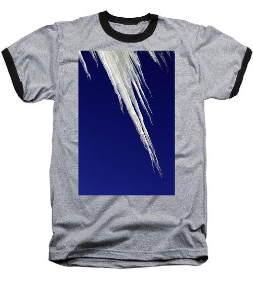 Angled Ice Baseball T-Shirt