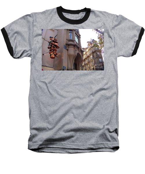 Angles And Details At Place Saint Andre Des Arts Baseball T-Shirt