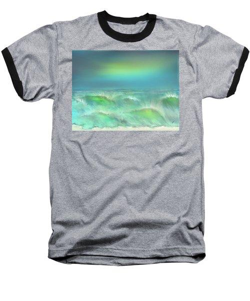 Angry Irma Baseball T-Shirt