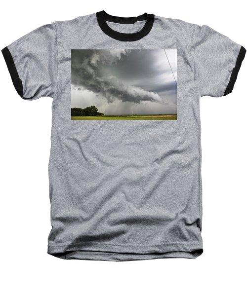 Angry Mode Baseball T-Shirt