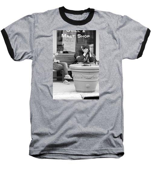 Angst Baseball T-Shirt