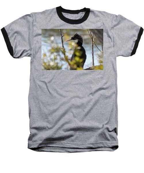 Anhinga 3 March 2018 Baseball T-Shirt
