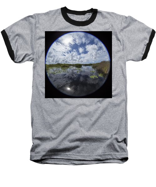 Anhinga Trail 86 Baseball T-Shirt