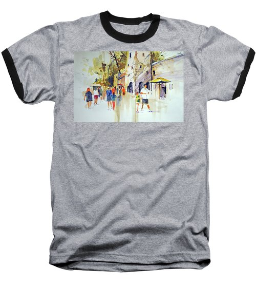 Animal Kingdom Baseball T-Shirt