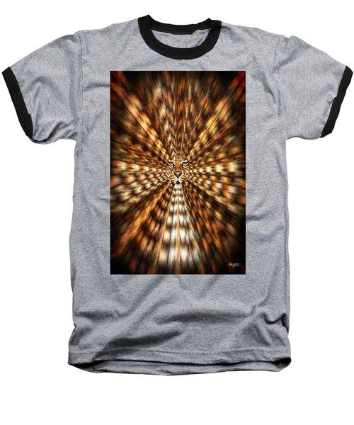 Animal Magnetism Baseball T-Shirt