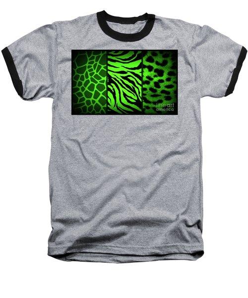 Animal Prints Baseball T-Shirt