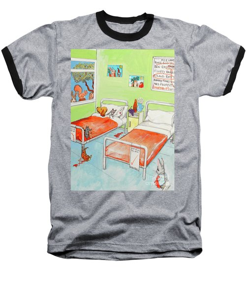Animals Baseball T-Shirt