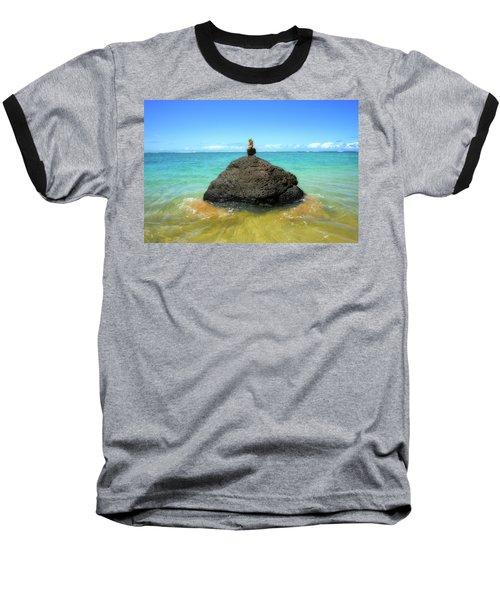 Aninibeach Baseball T-Shirt