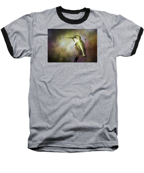 Anna's Hummingbird 2 Baseball T-Shirt