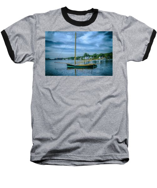 Annie, Mystic Seaport Museum Baseball T-Shirt