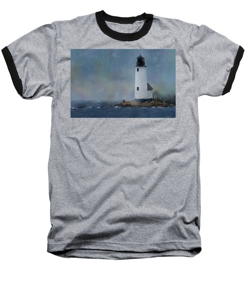 Anisquam Rain Baseball T-Shirt