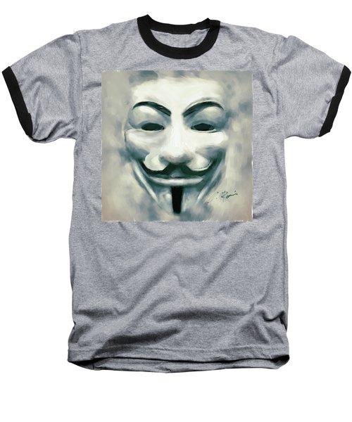 Anonymous Baseball T-Shirt