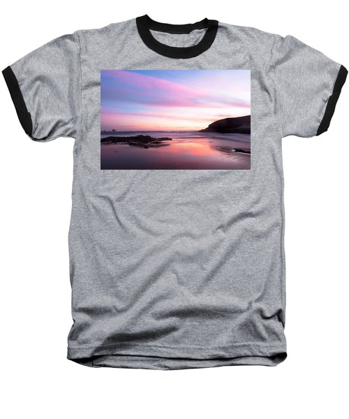 Baseball T-Shirt featuring the photograph Another Dawn by Catherine Lau