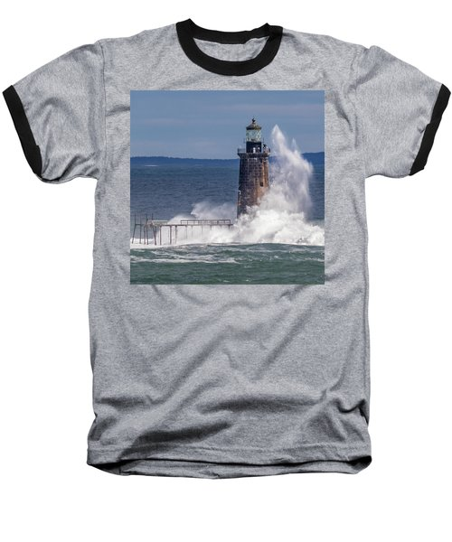 Another Day - Another Wave Baseball T-Shirt