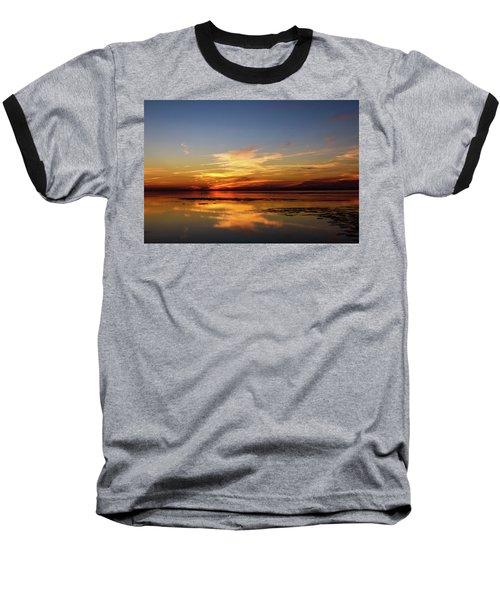 Baseball T-Shirt featuring the photograph Another Day by Thierry Bouriat