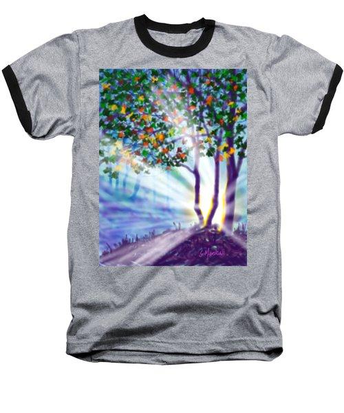 Another Lightburst Baseball T-Shirt