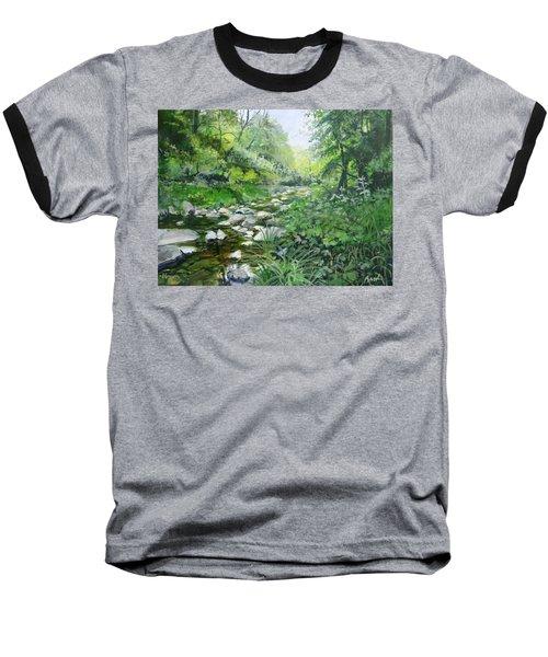 Another Look Baseball T-Shirt