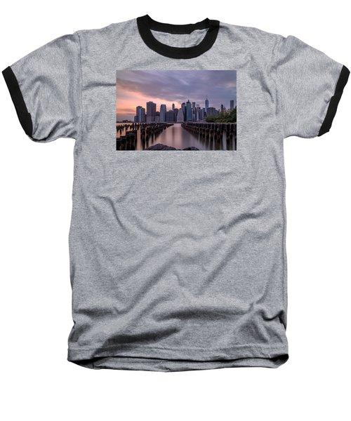 Another Sunset  Baseball T-Shirt