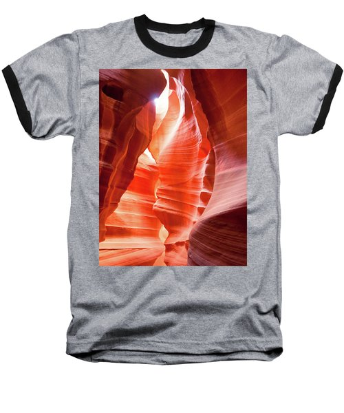 Antelope Canyon 2 Baseball T-Shirt