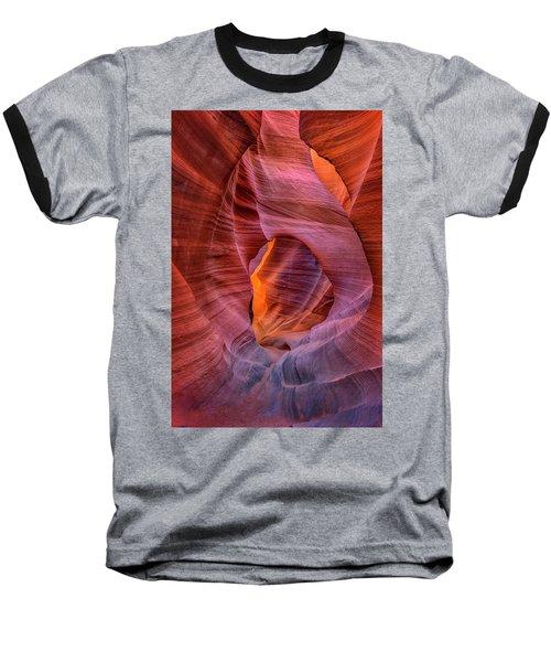 Antelope Canyon Chimney Baseball T-Shirt