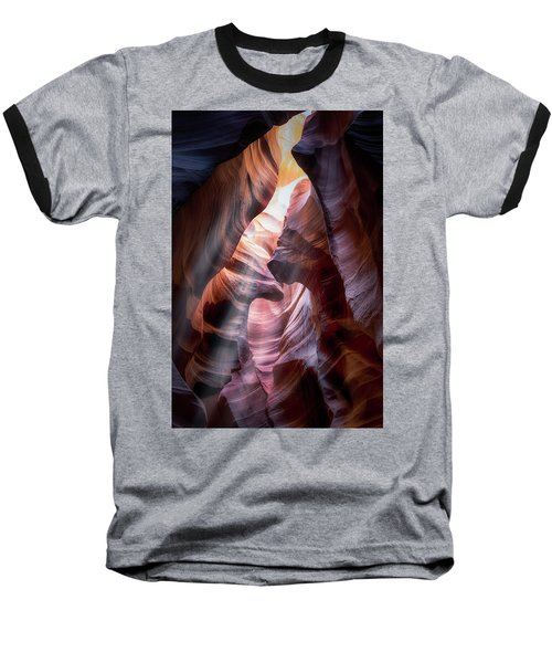Antelope Canyon Pt2 Baseball T-Shirt