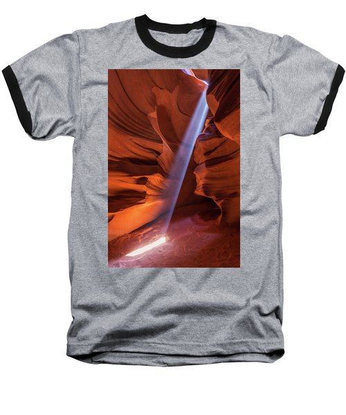 Antelope Lightshaft II Baseball T-Shirt