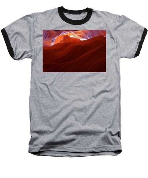 Baseball T-Shirt featuring the photograph Antelope View by Jonathan Davison