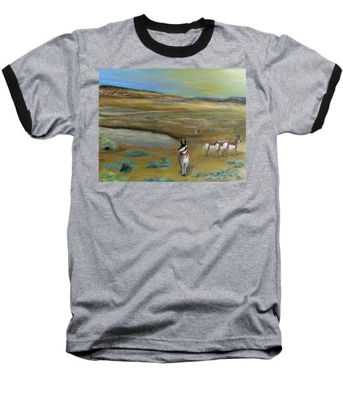 Antelopes Baseball T-Shirt