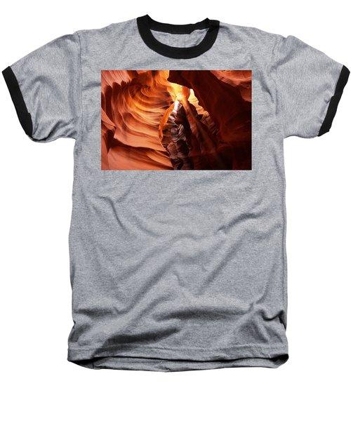 Antilope Canyon Baseball T-Shirt